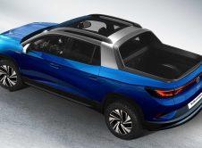 Volkswagen Pickup Id 4 Render Back