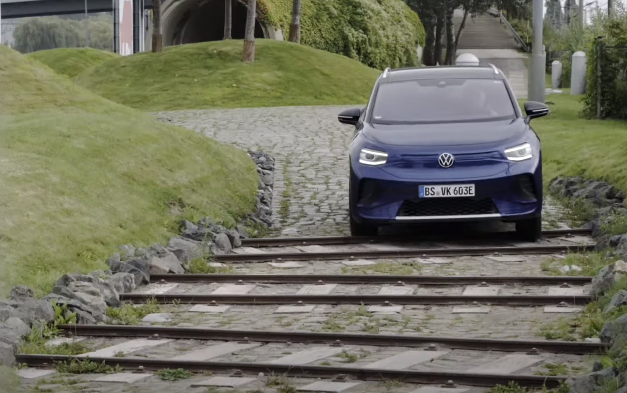 Volkswagen Suv Id 4 Train
