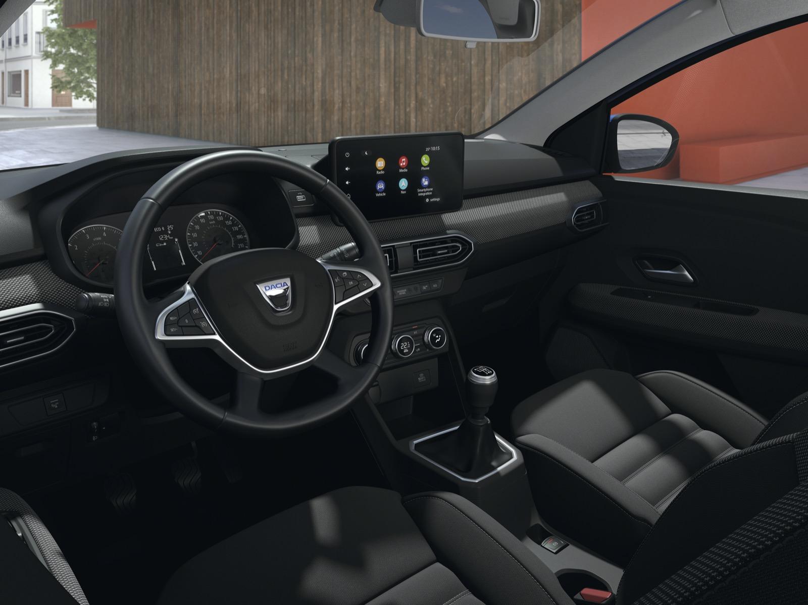 Dacia Sandero Iii (bji)