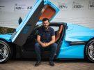 Un rocambolesco acuerdo daría con Mate Rimac como dueño de Bugatti si Porsche aumenta el poder sobre Rimac