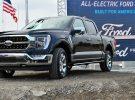 La camioneta Ford F-150 EV promete dar un puñetazo sobre la mesa en su debut