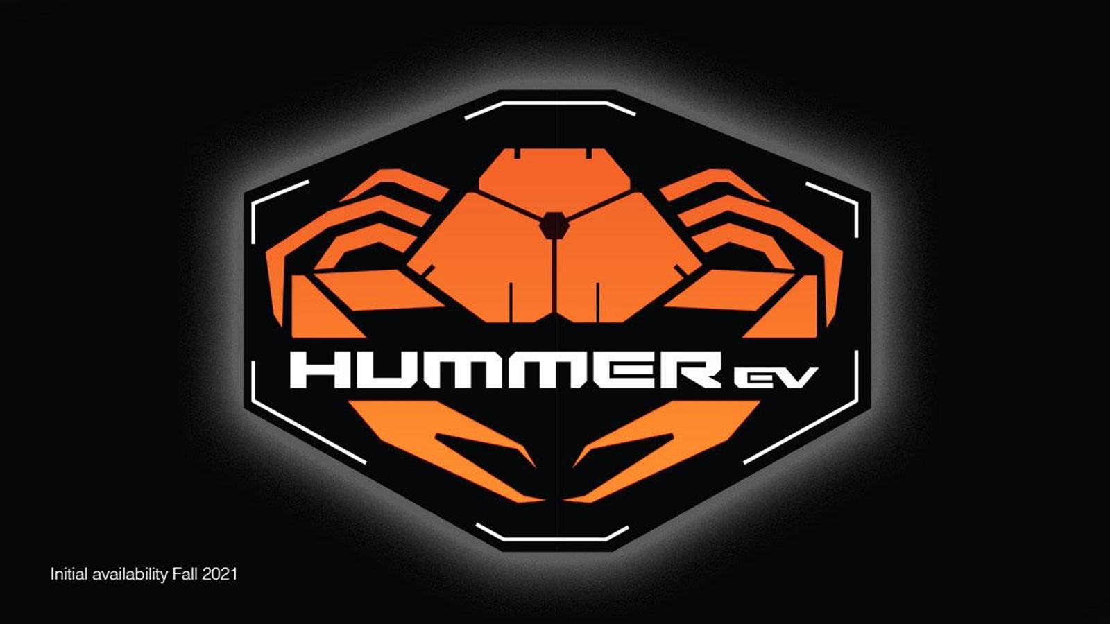 Hummer Ev Logo Cangrejo