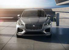 Jaguar F Pace 2020 3