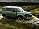 Por fin, el Land Rover Defender P400e ofrece la variante híbrida y enchufable del todoterreno