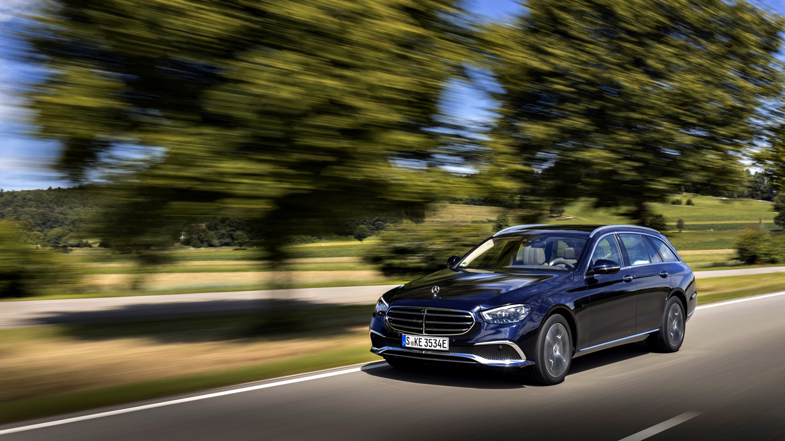 Nuevo Mercedes Benz Clase E (2)