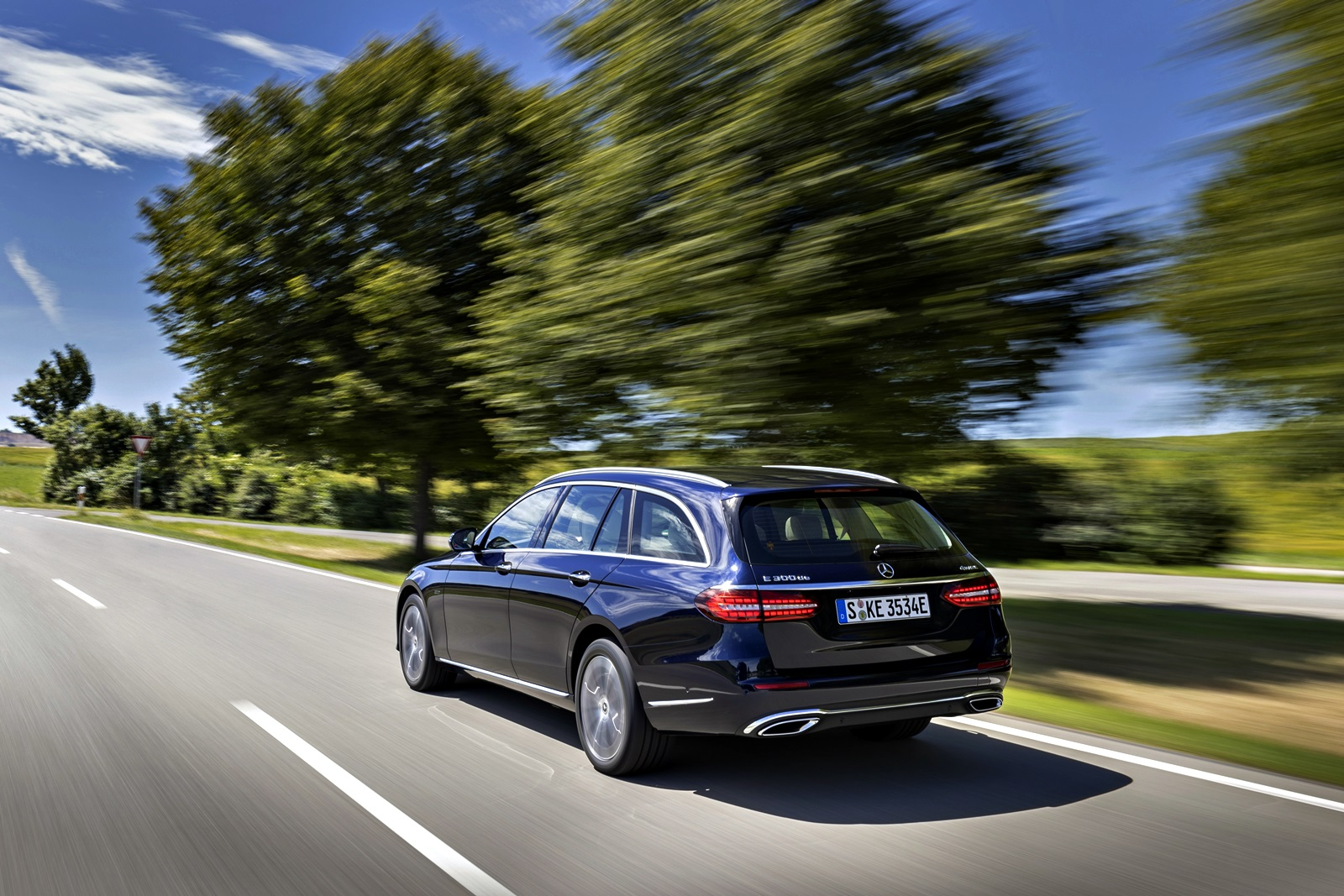 Nuevo Mercedes Benz Clase E (3)