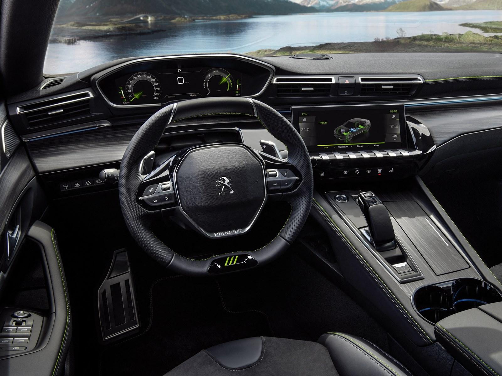 Nuevo Peugeot 508 Pse (2)