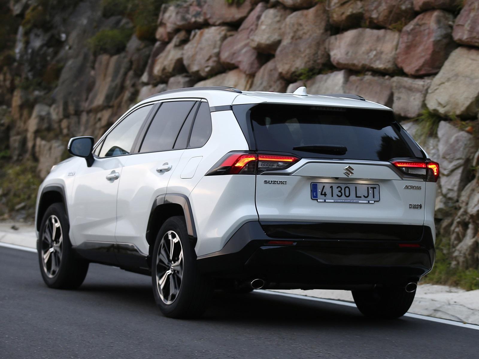 Precio Suzuki Across (2)