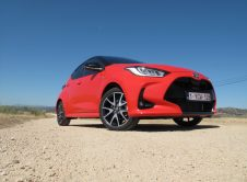 Toyota Yaris Hybird 2020 Prueba1