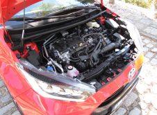 Toyota Yaris Hybird 2020 Prueba10