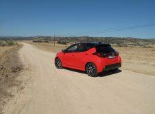 Toyota Yaris Hybird 2020 Prueba13