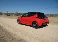 Toyota Yaris Hybird 2020 Prueba3