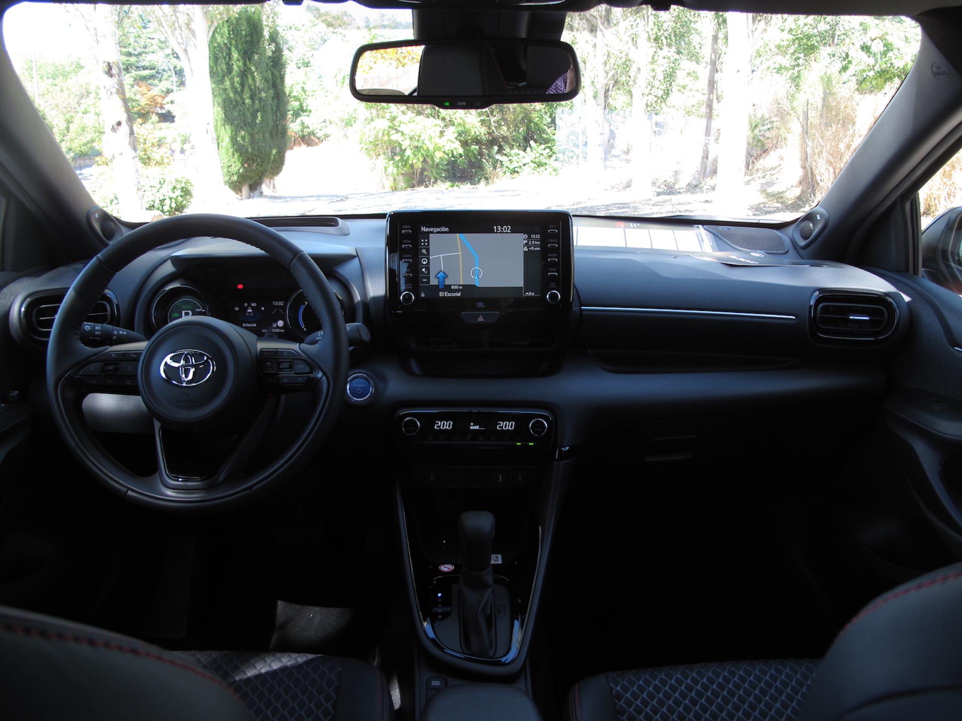 Toyota Yaris Hybird 2020 Prueba9
