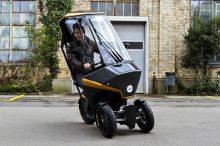 El triciclo eléctrico Bicar busca ser el aliado de la movilidad sostenible urbano