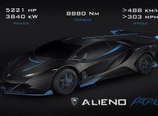 Alieno Arcanum I001