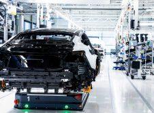 Audi E Tron Gt Production