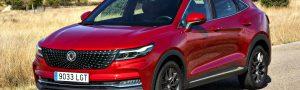 Prueba: DFSK F5 ECO, un exótico SUV coupé con etiqueta ECO, cómodo y barato, no se puede pedir más