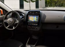 Dacia Spring Electric Interior