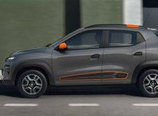 Dacia Spring Electric Side