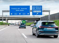 Audi E Tron 55 Quattro: Endurance Test