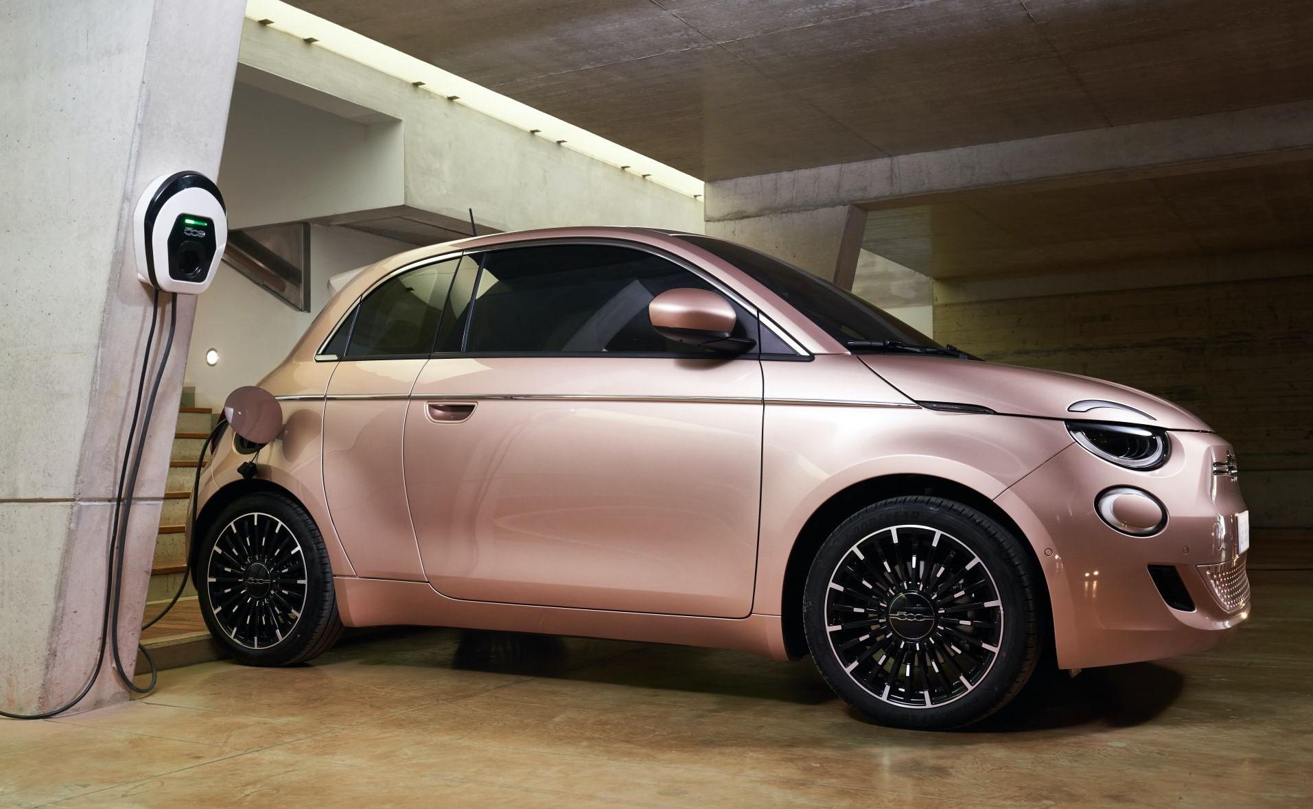 Fiat 500 2021 3+1