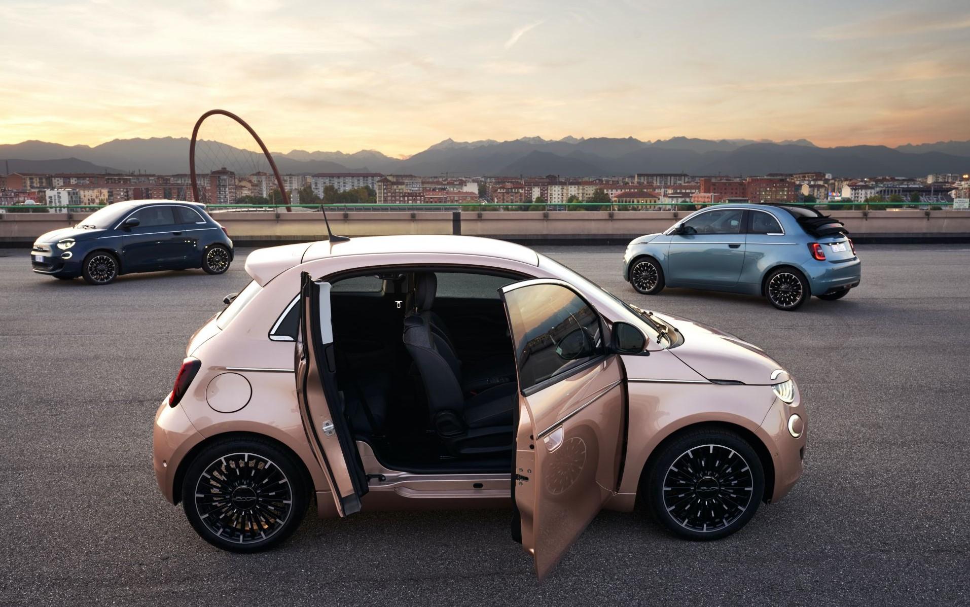 Fiat 500 2021 New