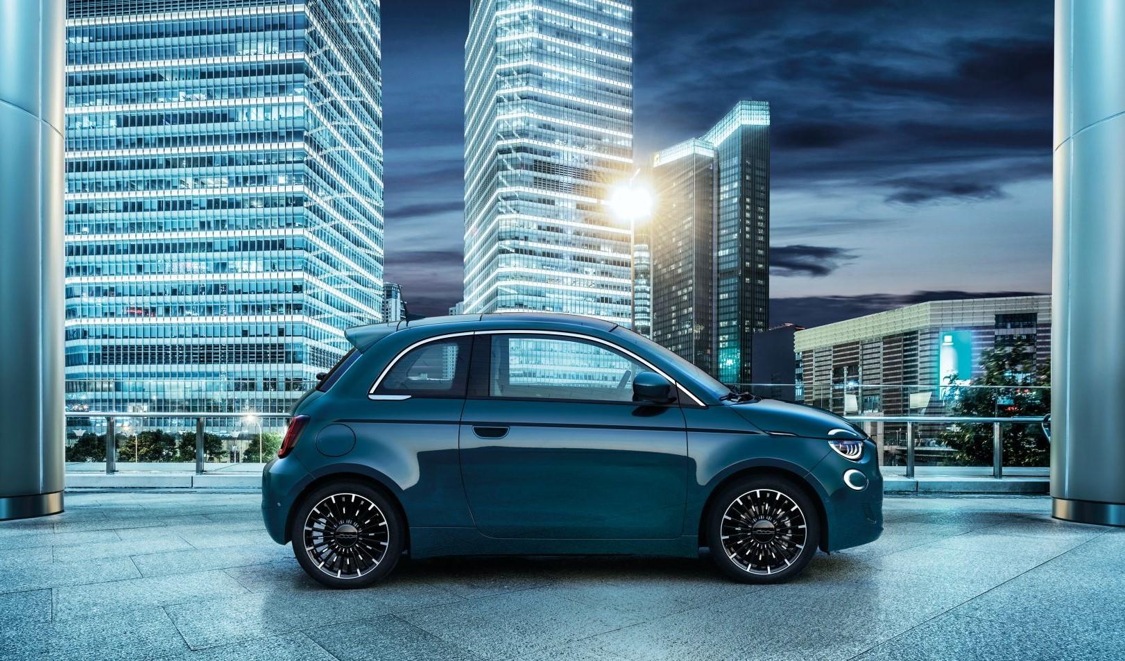 Fiat 500 Action 2021