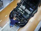 BMW marca un hito ensamblando la unidad 200.000 del BMW i3