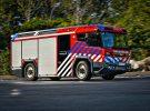 El camión de bomberos eléctrico Rosenbauer RT promete ser un vehículo de tecnología revolucionaria