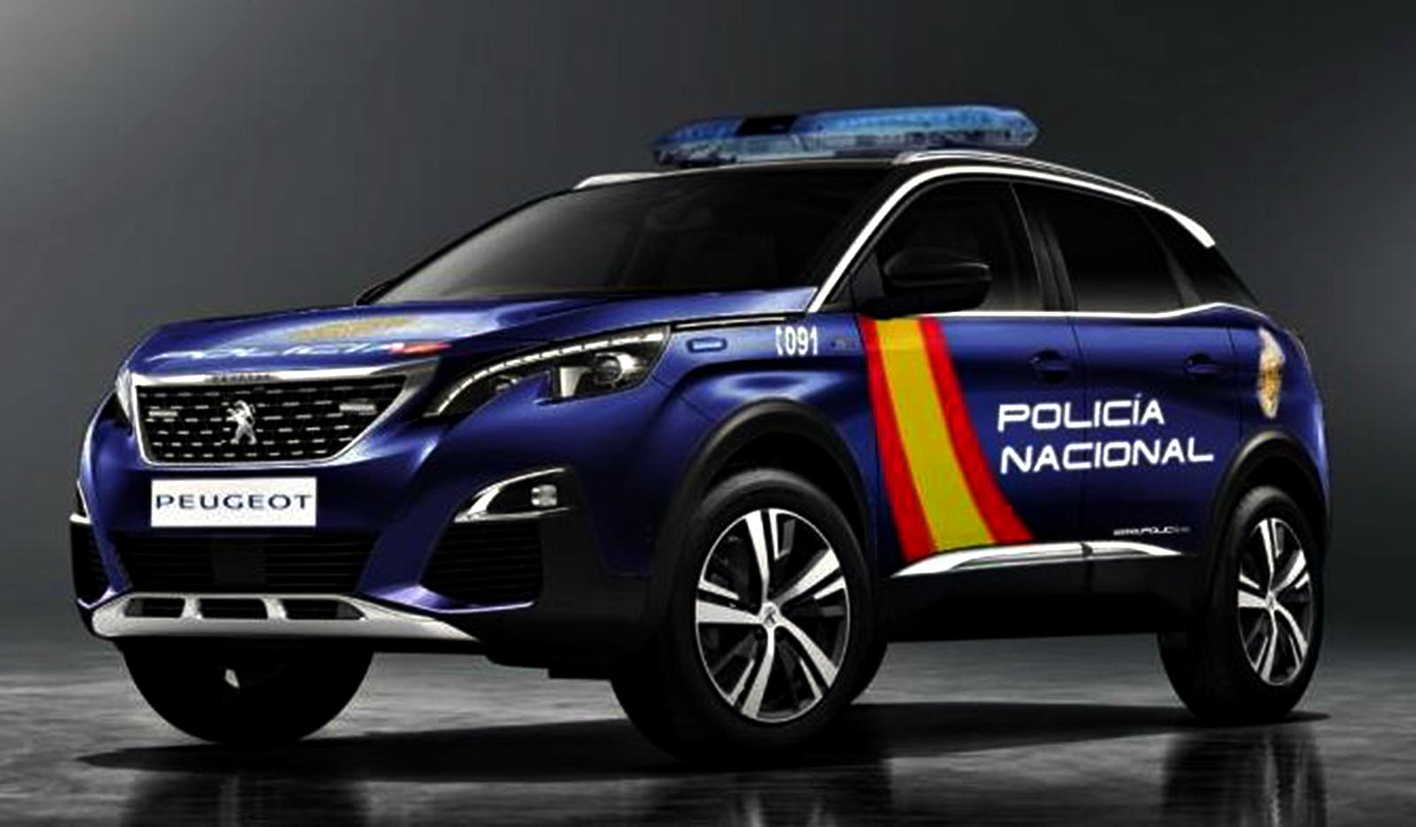 Suv Híbridos Policia Nacional (1)