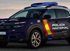 Suv Híbridos Policia Nacional (2)