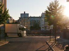 Scania Phev Solar Street