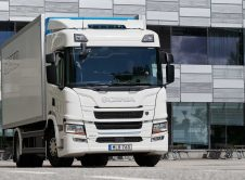 Scania Truck Electric