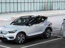 Volvo equipará todos sus eléctricos con los nuevos neumáticos Recharge