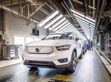 Volvo Xc40 Recharge Production