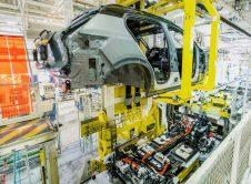 Volvo Xc40 Recharge Production Line