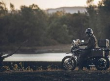 Zero Motorcycles 2021 Dsr Black Forest