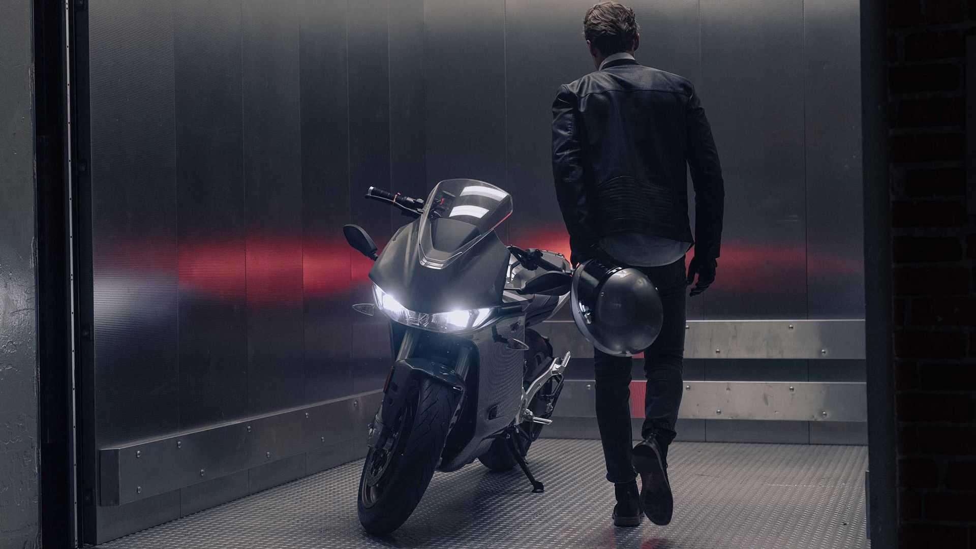 Zero Motorcycles 2021 Srs