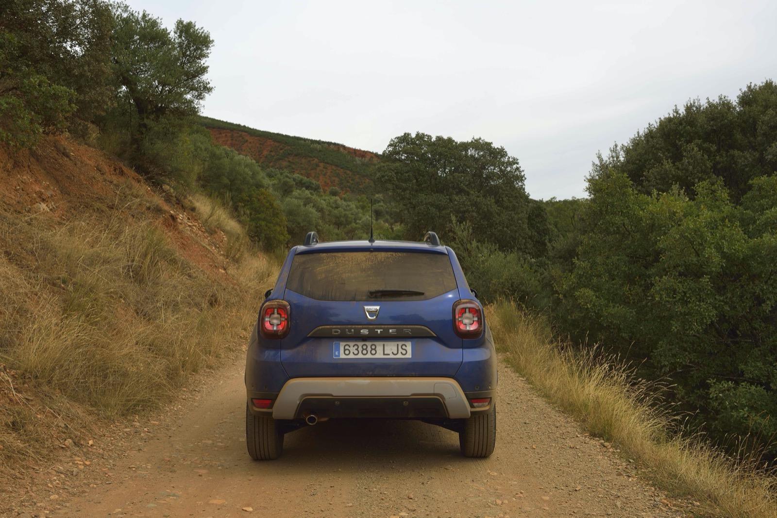Dacia Duster Glp 7
