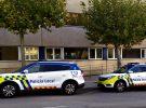 DFSK entrega dos SUV 580 Luxury de GLP a la policía de Burgos