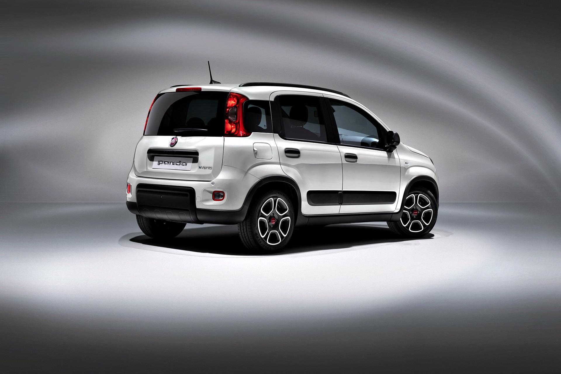 Fiat Panda City Life Hybrid 1