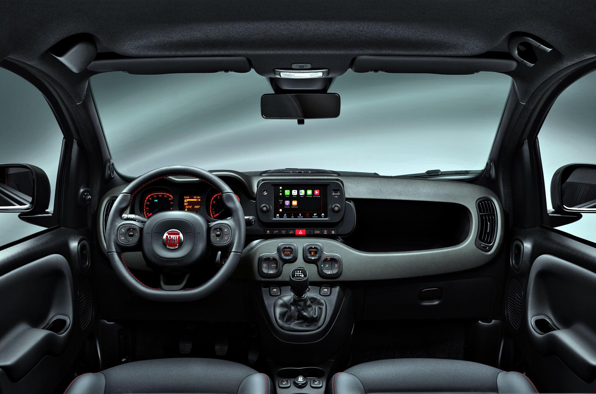 Fiat Panda Sport Hybrid 86