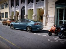Ford Mondeo Electric Hybrid (2)
