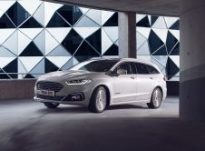 Ford Mondeo Electric Hybrid (4)