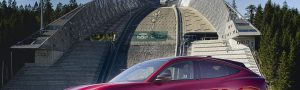 Mustang Mach-E: el primer SUV eléctrico de Ford