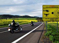 Placas Señales Dgt Motoristas Radar Pegasus Drones Motos