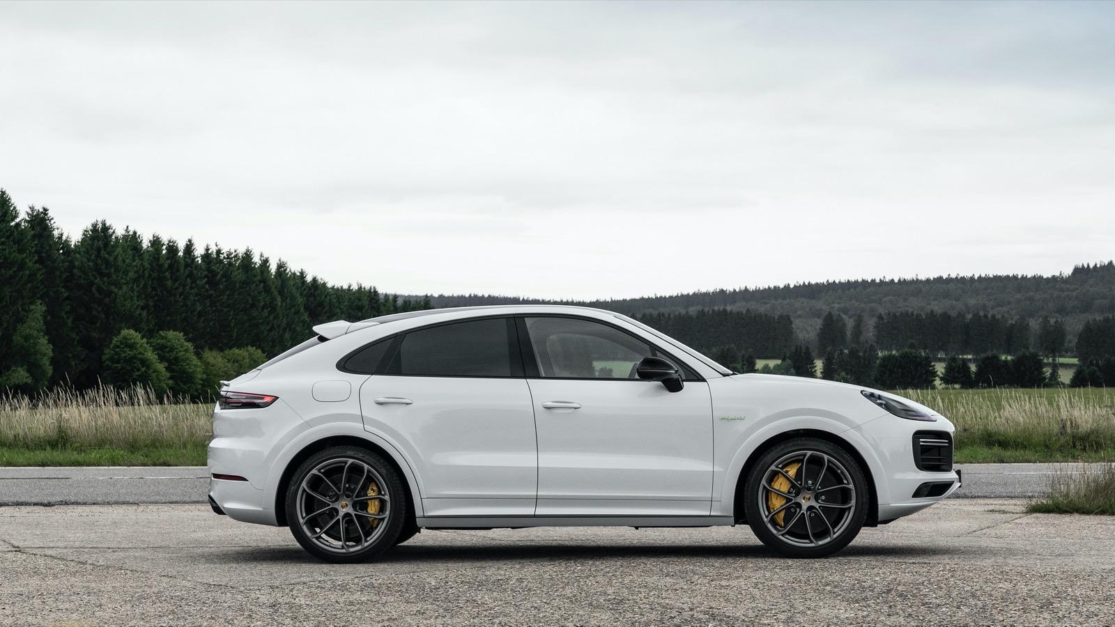Porsche Cayenne Hibrido 1