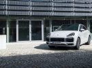 Más autonomía eléctrica para el Porsche Cayenne E-Hybrid