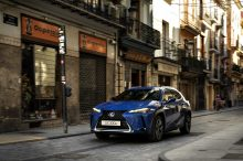 Ya puedes reservar tu Lexus UX 300e sin salir de casa