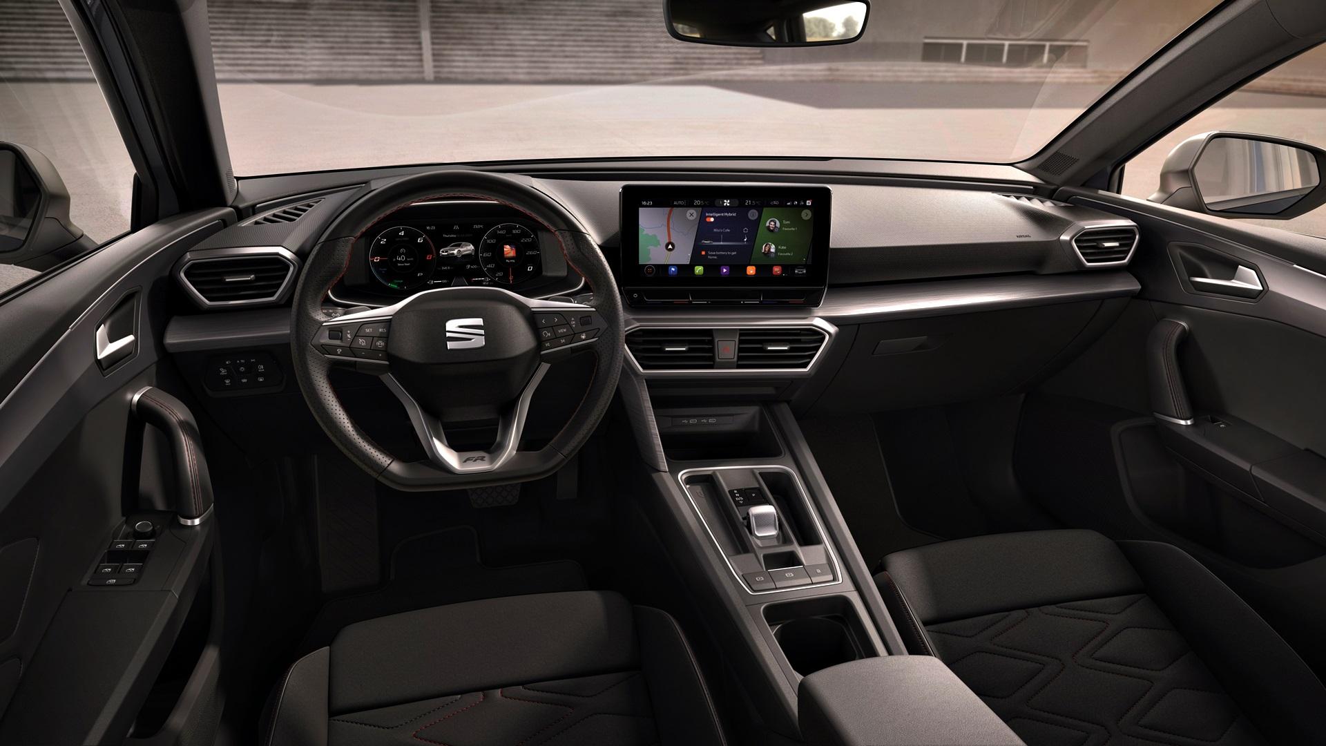 Precio Seat Leon Hibrido Enchufable (1)